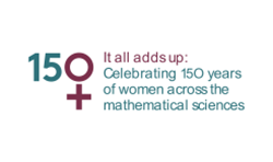 It all adds up: Celebrating 150 years of women across the mathematical sciences